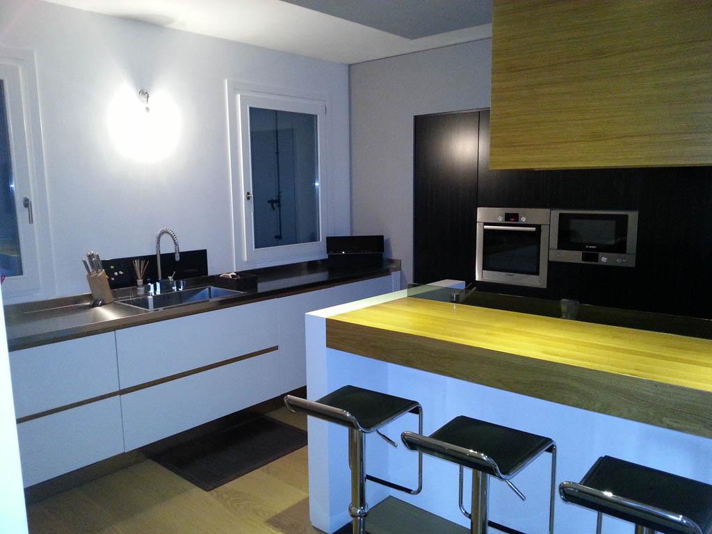 Cucina con cassetti il quadrangolo - Cassetti cucina ...